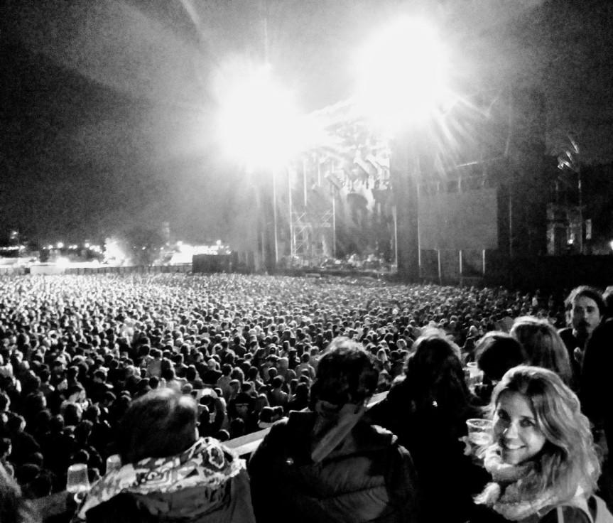 Radiohead, VIP ysuerte